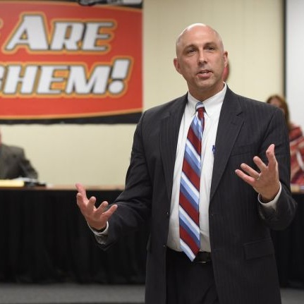 Sachem school district names new superintendent -