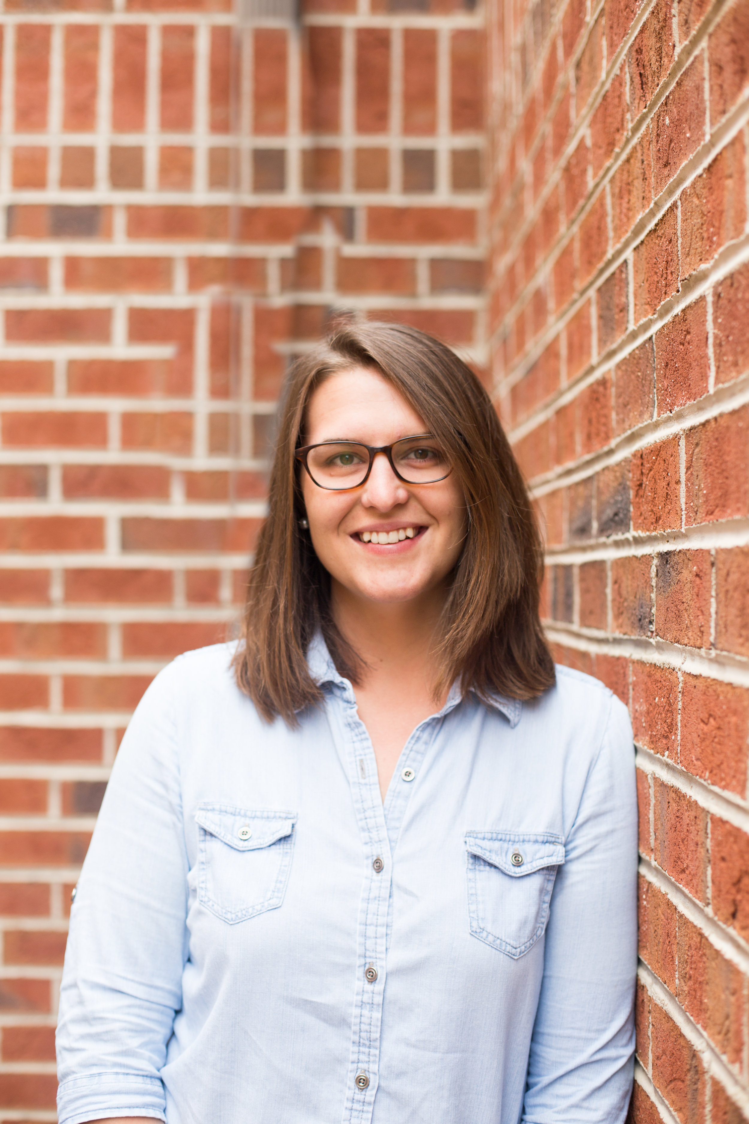 Rebekah Cain - Director of Children's and Young Adults' Ministries