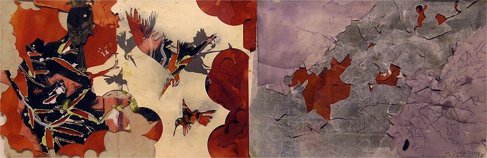 Katagami A+B #17, 2008