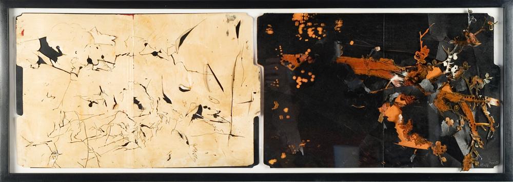 Katagami A+B #5, 2008
