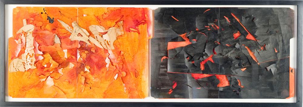 Katagami A+B #7, 2008