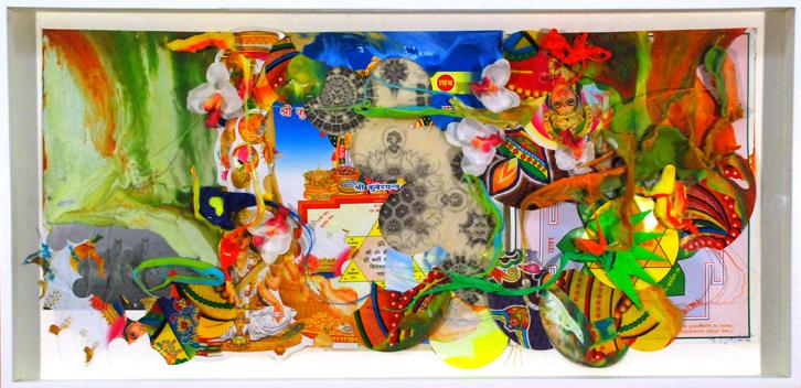 A Deer of Nine Colors, 2012