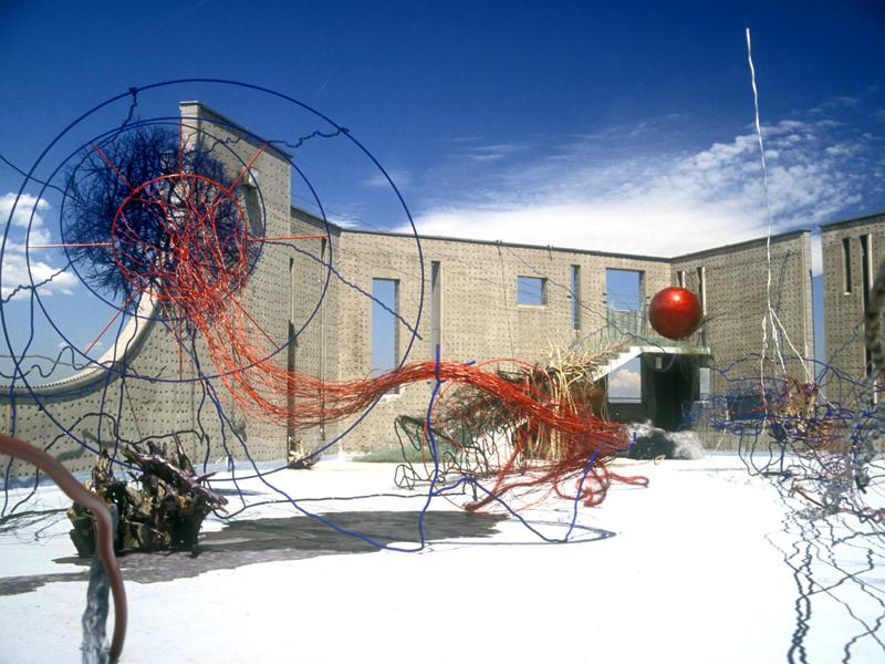 Cielo, 1994, Denver Art Museum, CO