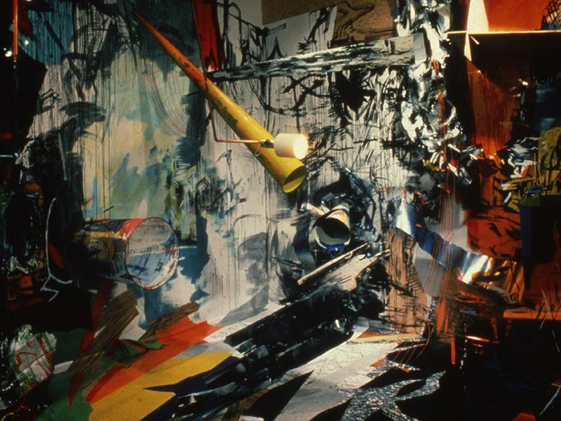 3D, 1983