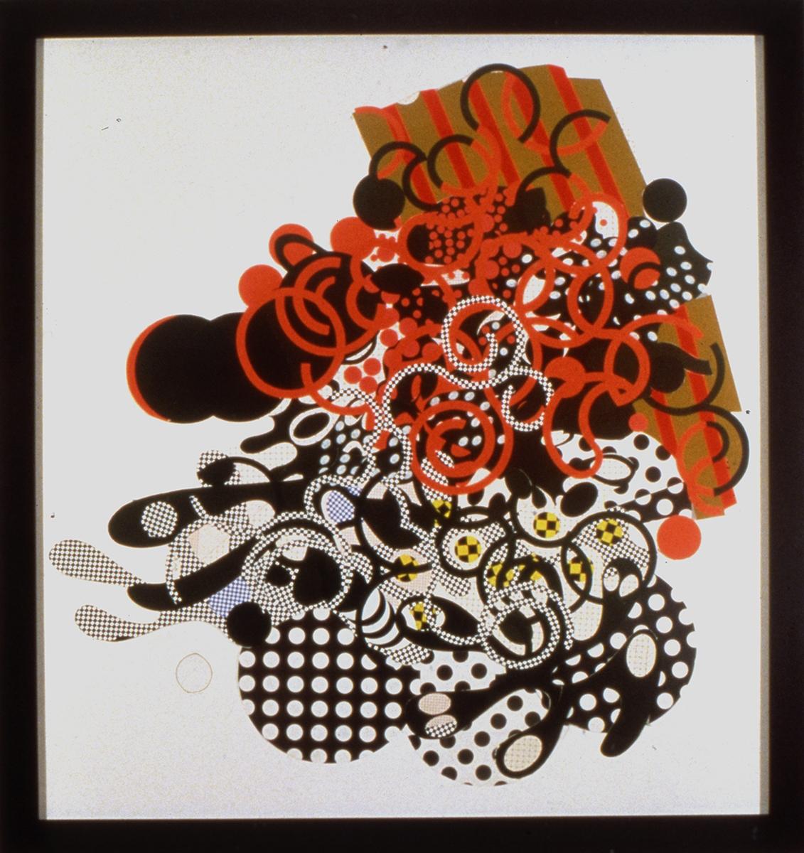 Scopa #7 (sette bello), 1988