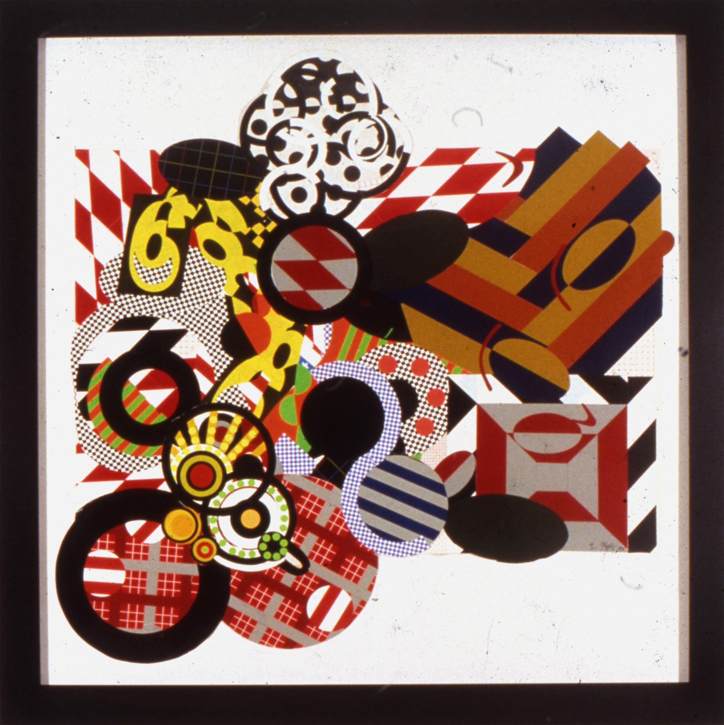 Scopa #9 (sette bello), 1988