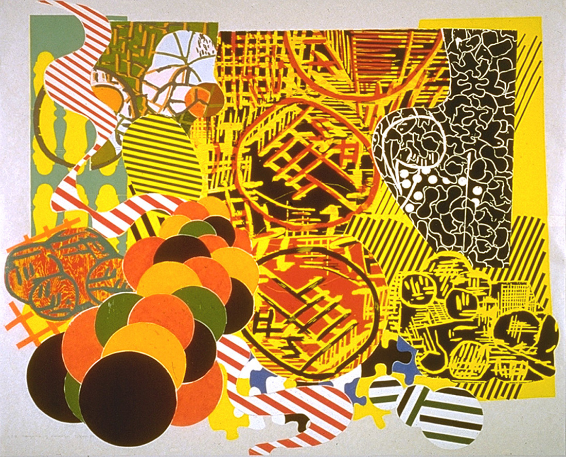 Six of One - Manzanas y Naranjas, 1987