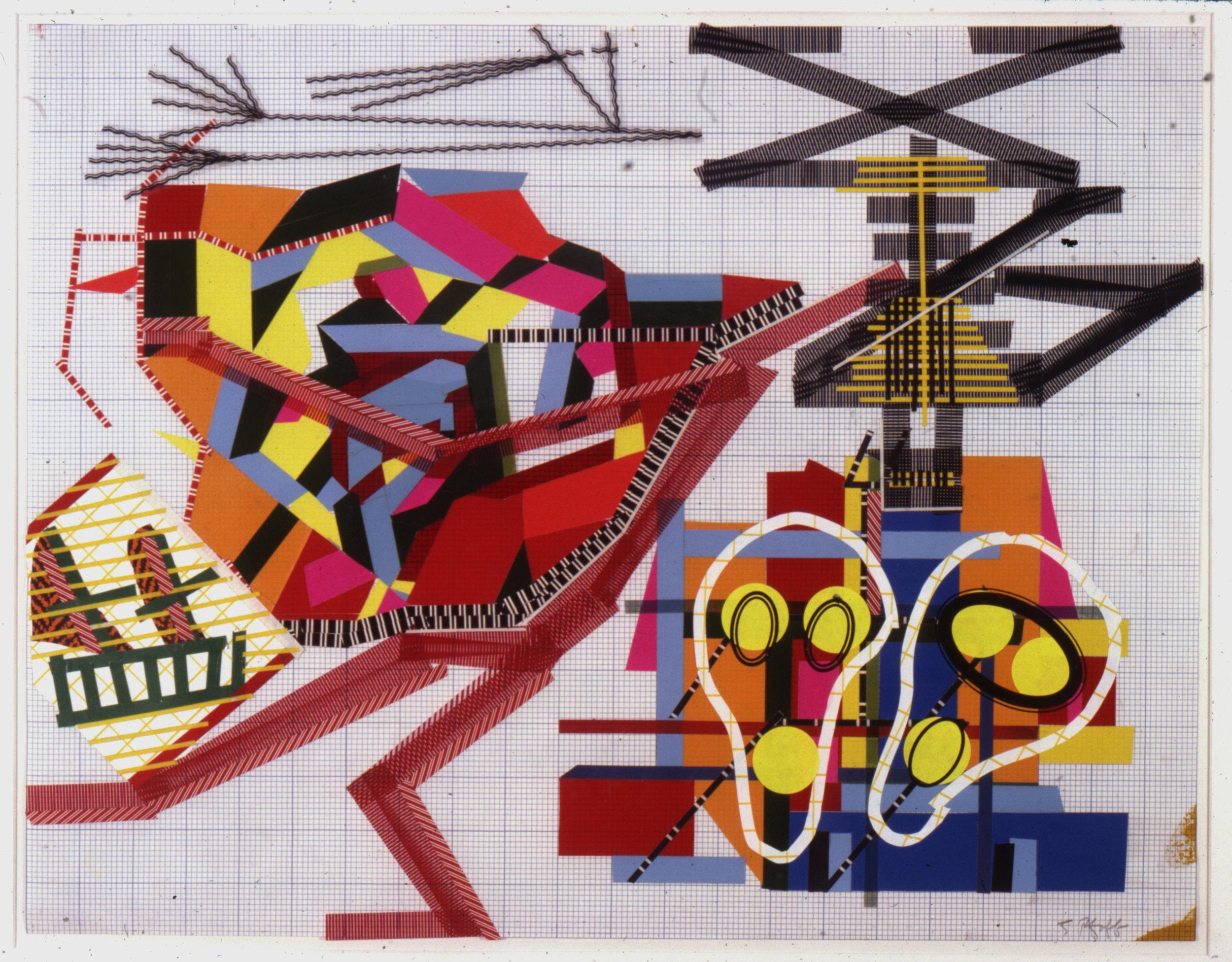 Untitled II, 1985