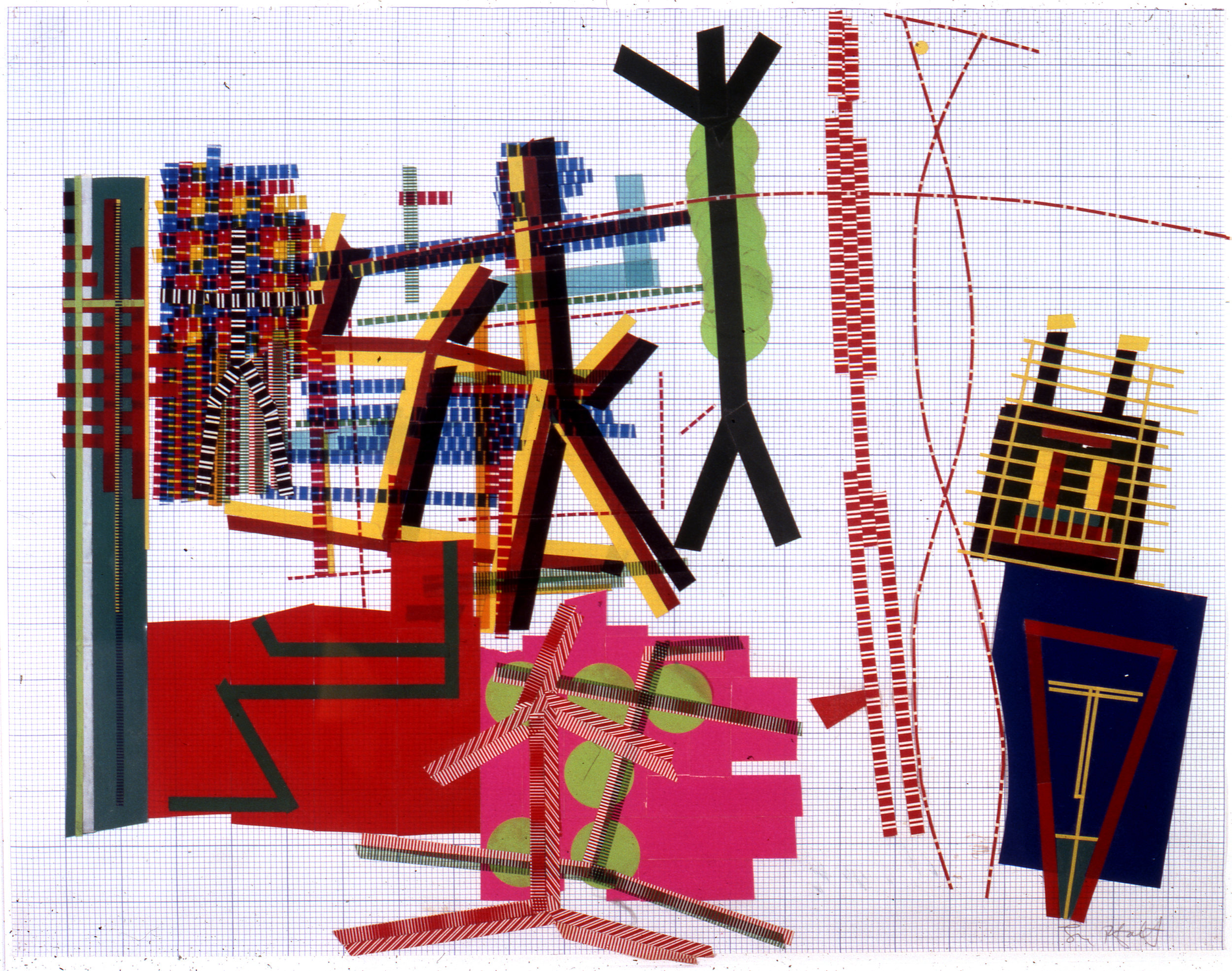 Drawing for Prototypes, 1980