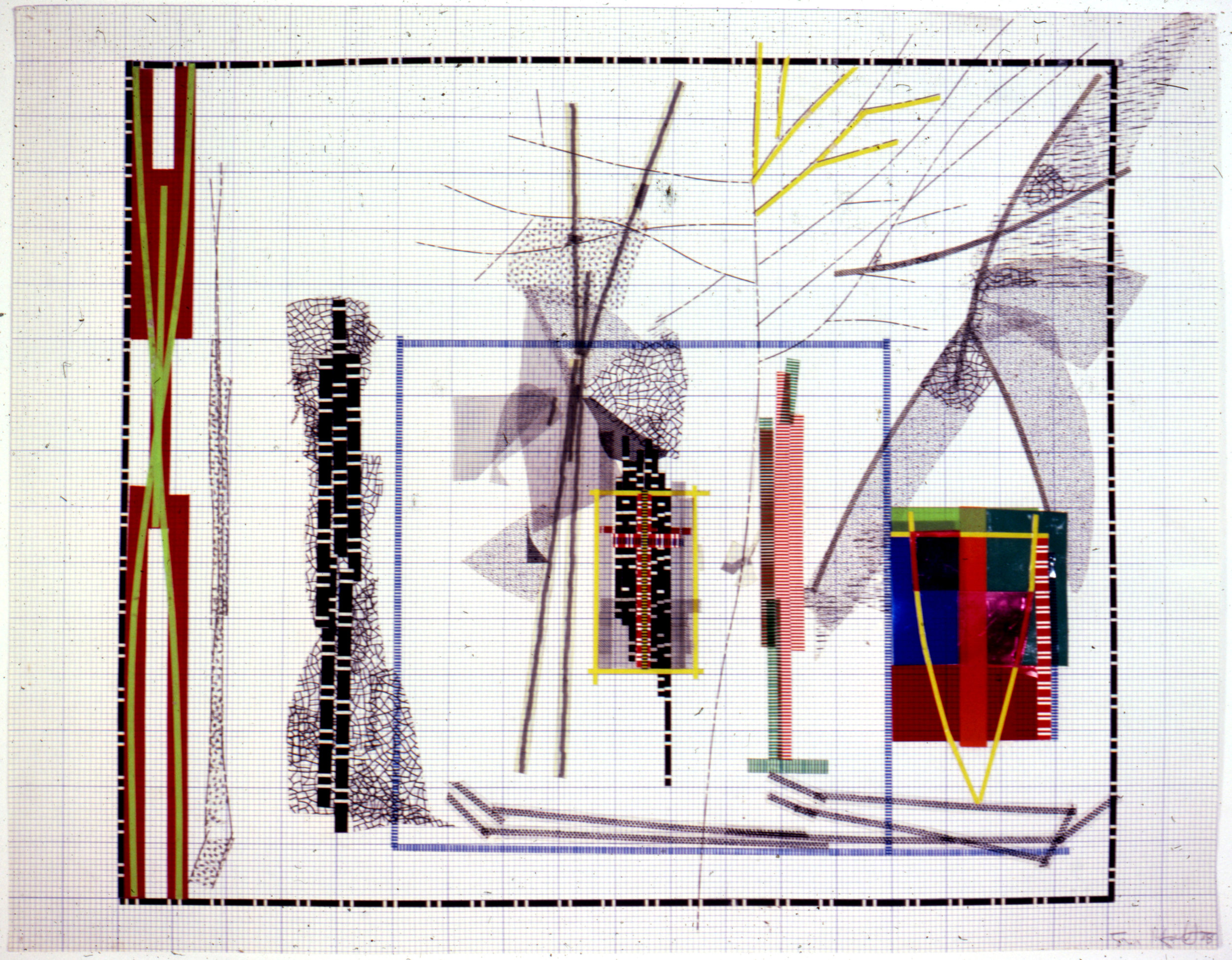Drawing for Prototypes, 1978