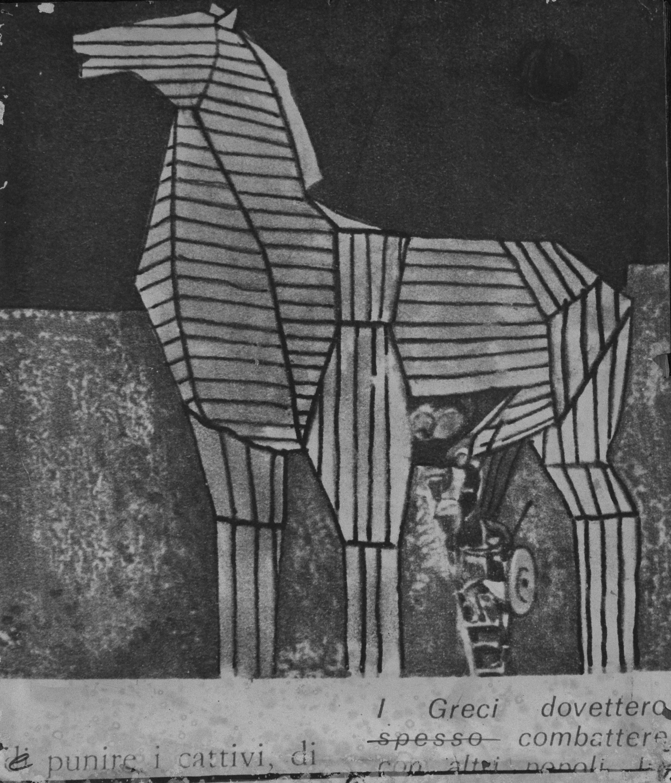 Quei giovani artisti del 1976 / Operazione Cavallo di Troia -
