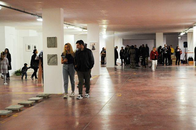 #InaugurazioniCheSegnano #giardinidarte #viacaravaggio #cubodartista #youngartist #artegiovane #artepescara #arteimpresa