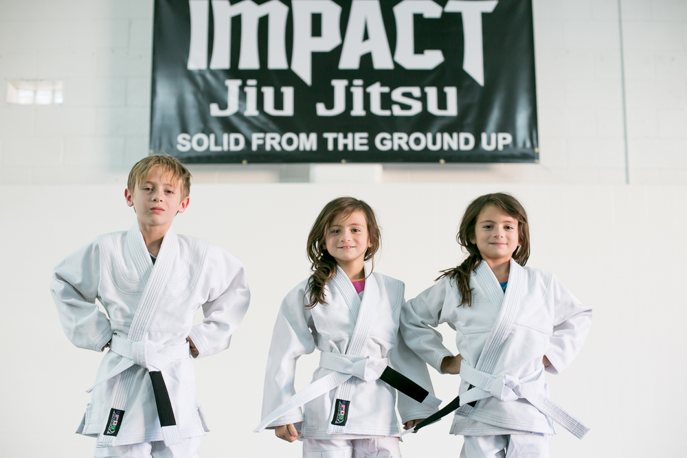 JIU JITSU FOR KIDS - We focus on values and character, and we provide a meaningful system of promotion and accomplishment.