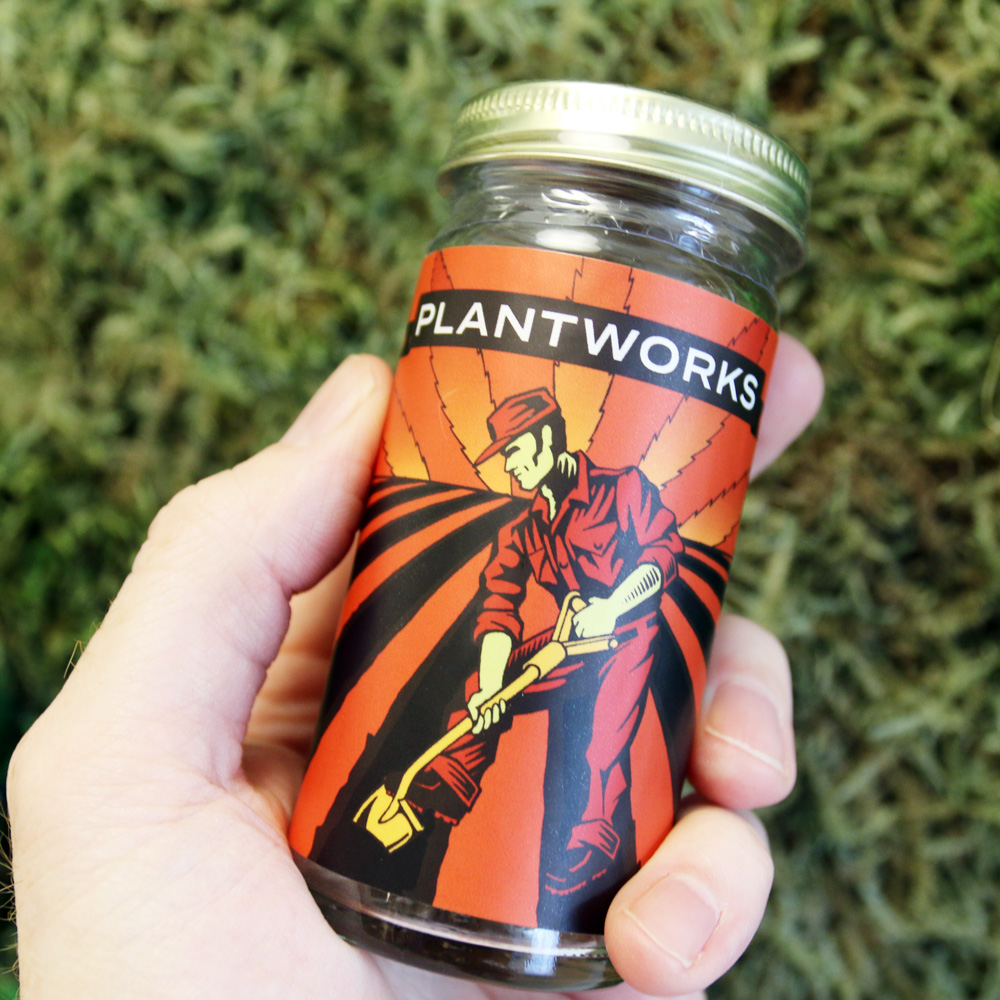 Plantworks Lemon Stash - This near 1:1 ratio flower is the perfect thing to help release tension and unwind at the end of the day. Often at the end of the day our bodies can be sore and tight from the day's activity. The fast acting relief of a smokable product for many is the perfect way to signal the end of their day and ease into a relaxing evening.