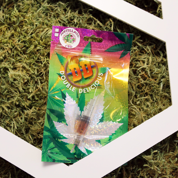 Aliens on Moonshine FECO - With 17% THCV, this concentrate may provide relief for 6-10 hours for those seeking to suppress food cravings. Having a high concentration of CBD assists in buffering unwanted, psychoactive effects.