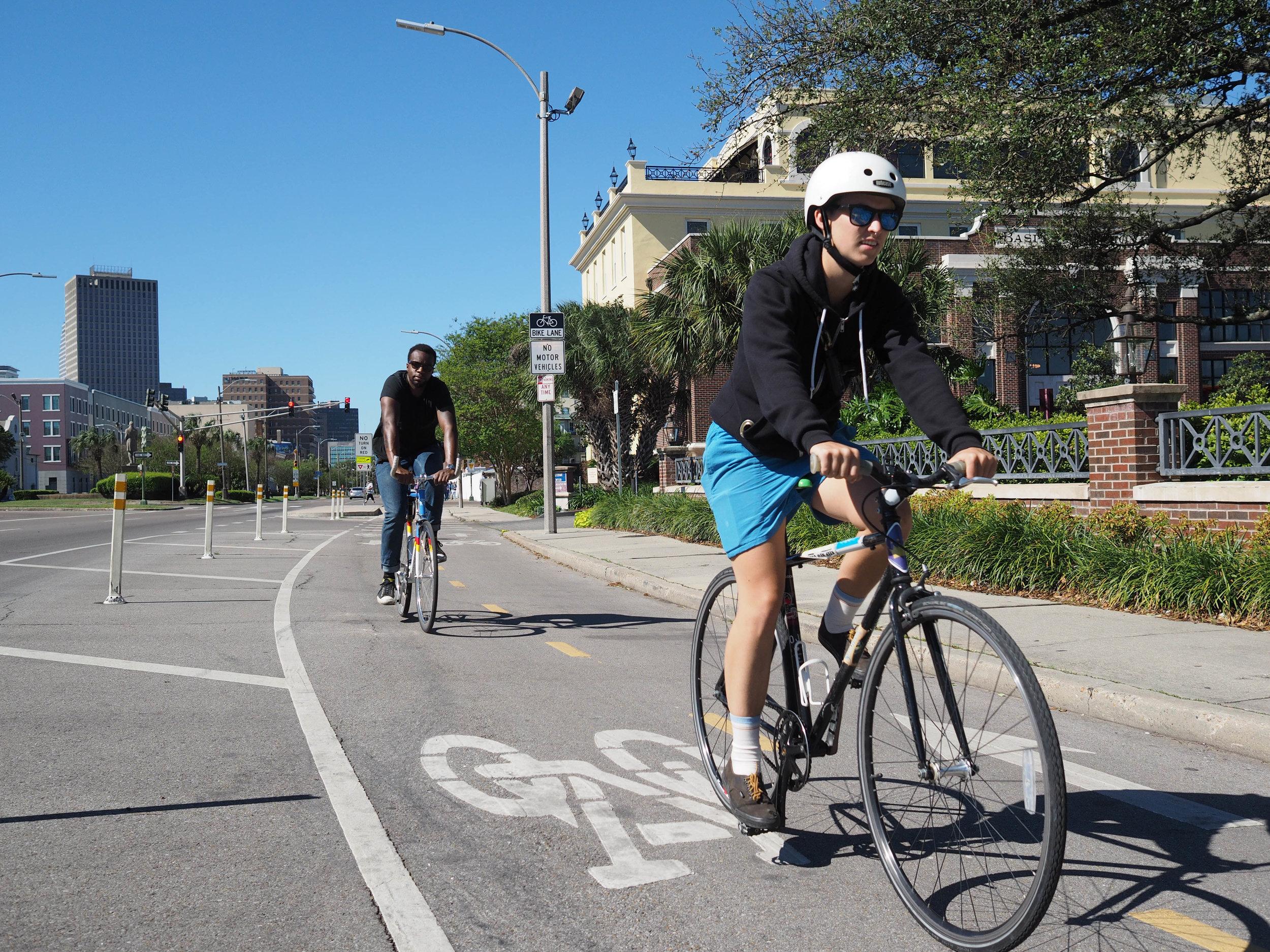 Protected Bikeways