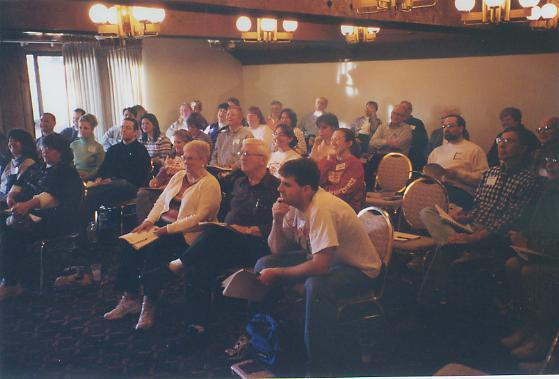 September 1998 - P.E.A.C.E. Group ministry launched with 13 adult groups learning, growing, and sharing life together with Prayer, Evangelism, Apprenticing, Christ-Study, and Encouragement.