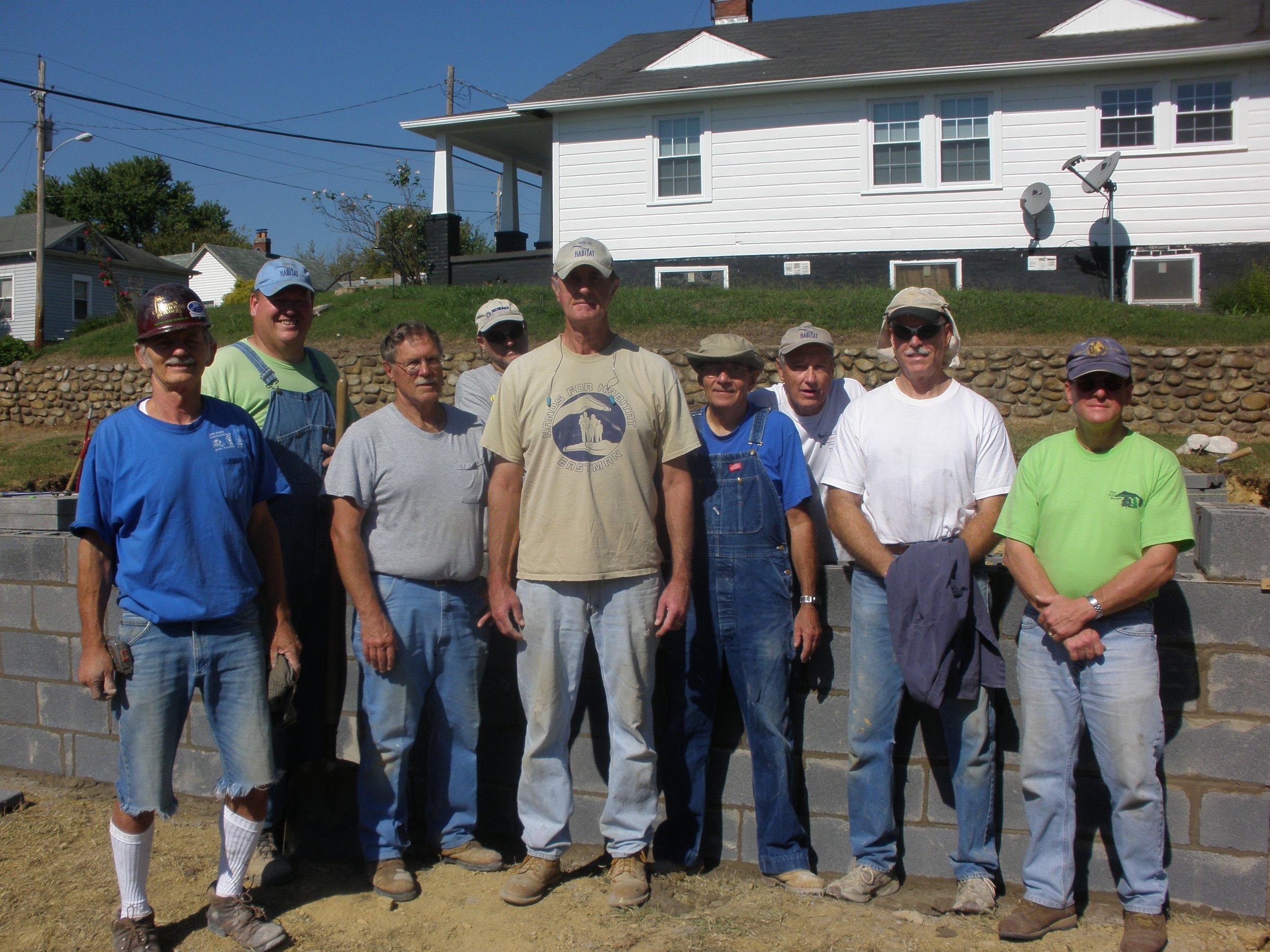 Habitat Regulars, Oct 18 2010.JPG
