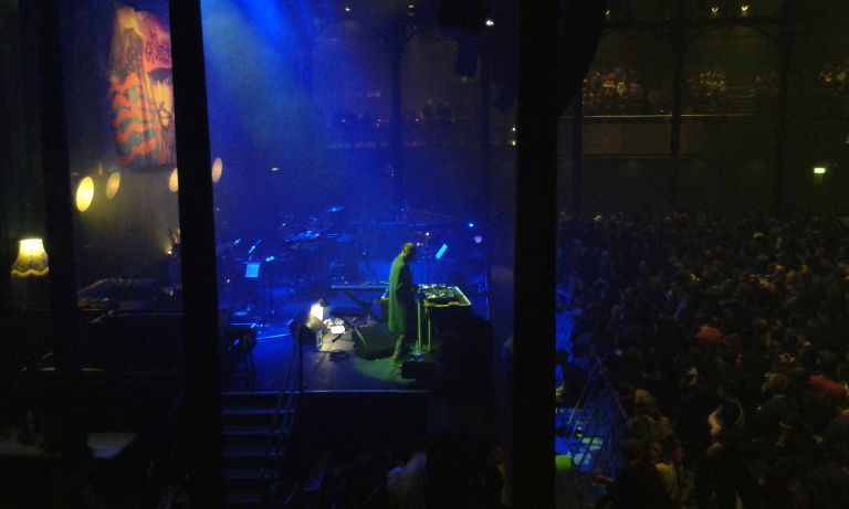 Art DJs at the Roundhouse