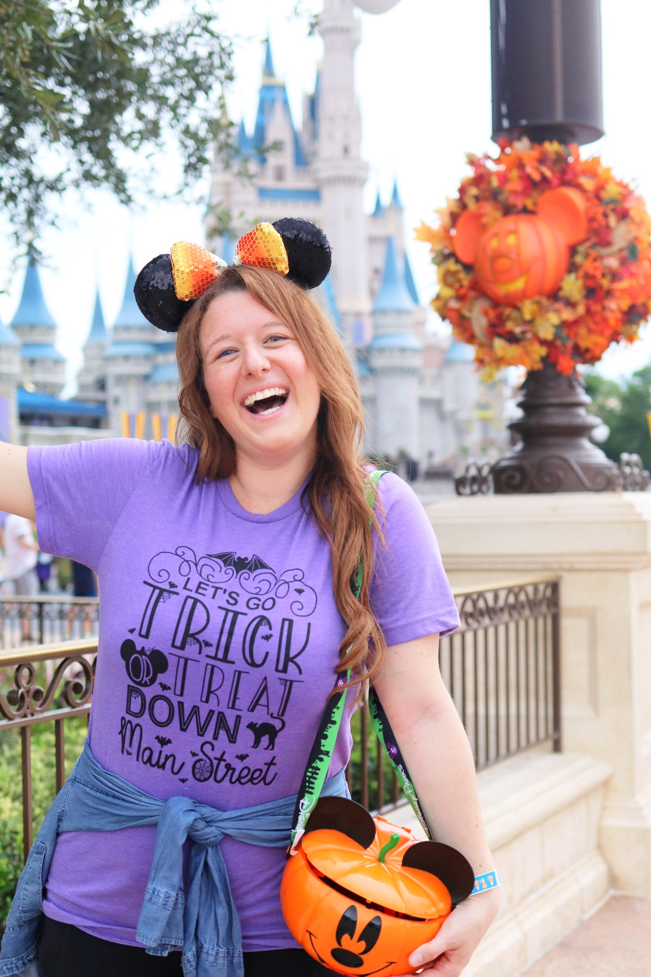 Once Upon Apparel - Trick or Treat Down Main Street