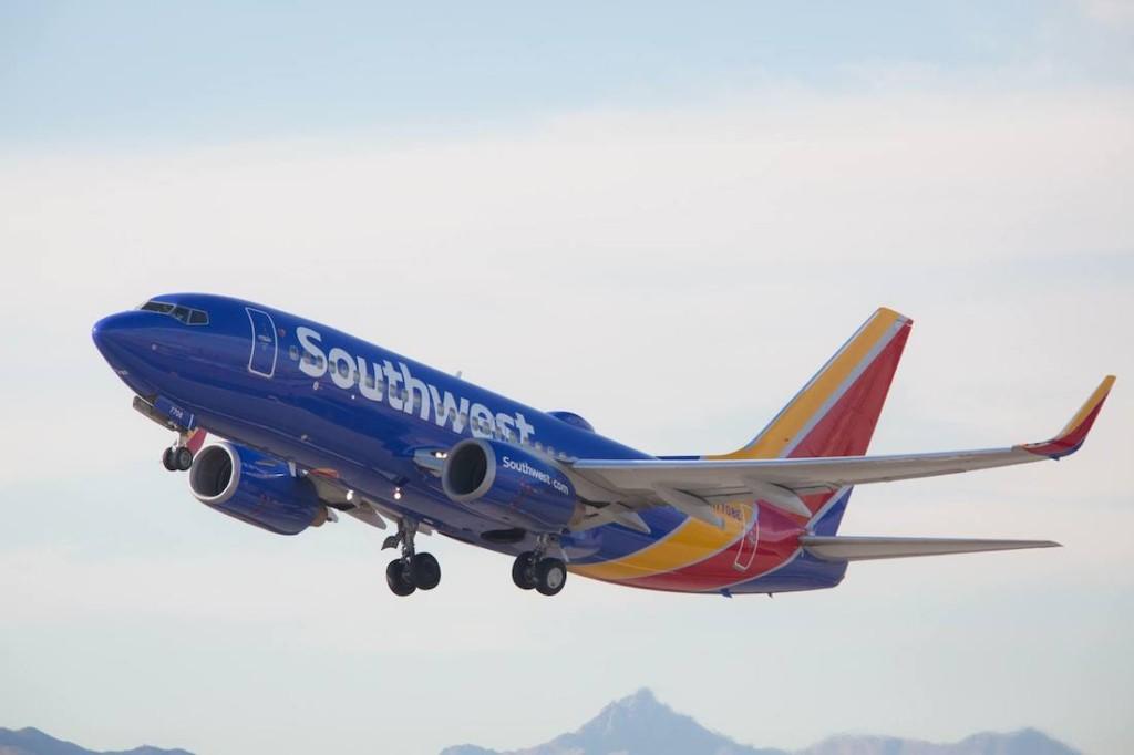 Image Courtesy of Southwest Airlines