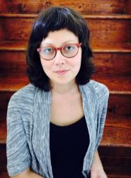 Kay Rubacek, producer of Swoop Films. (Image courtesy of Kay Rubacek)