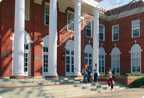 Image supplied by Winthrop University