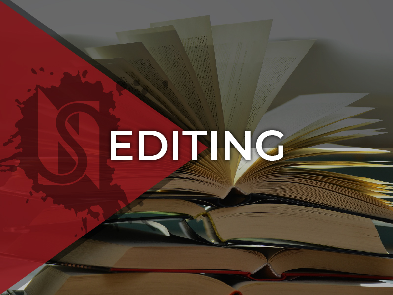 Professional Editing - Editors are an essential part of the publishing process. At NovelSharp, we operate on the philosophy that the relationship between editor and author should be collaborative and educational. We have the same goals — that is, we all want the book to succeed.