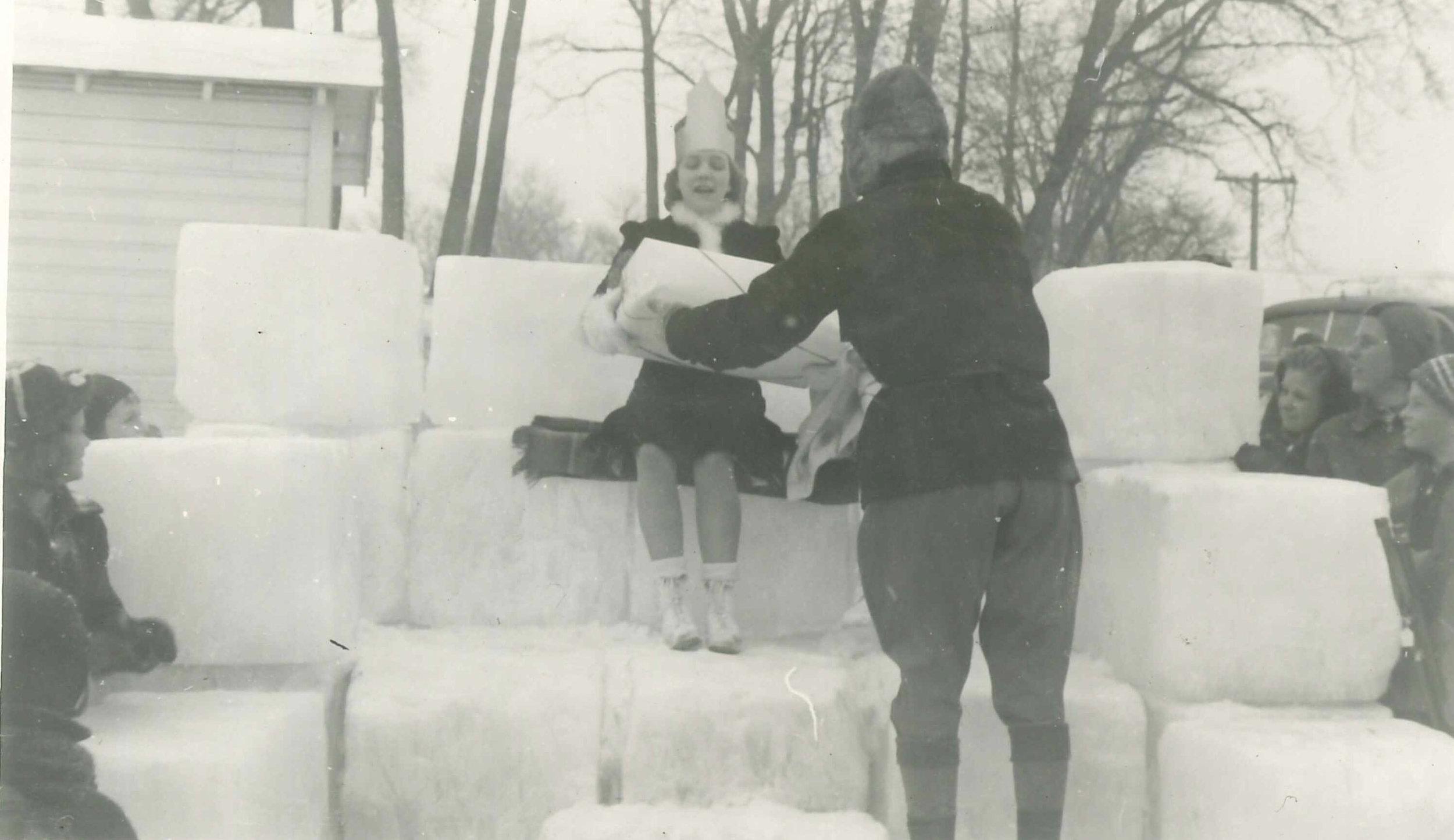 Queen of the Klondike Days #1.jpg