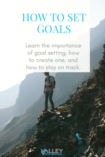 Learn How to Set Goals and Stay on Track #GoalSetting #Goals #SMARTGoals