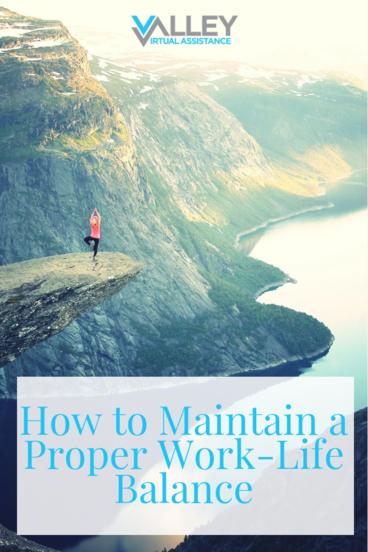 How to Maintain a Proper Work-Life Balance #worklifebalance #balance