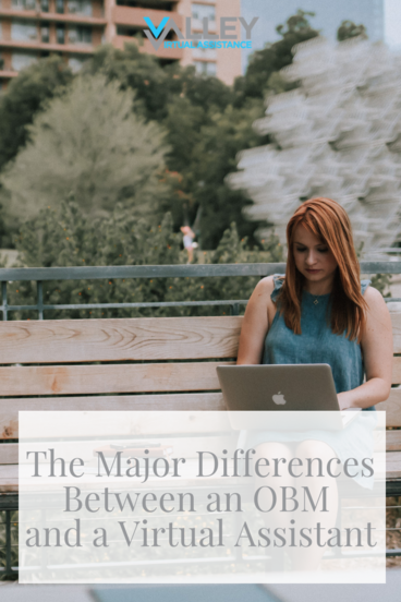 The Major Differences Between an OBM and a Virtual Assistant #OBM #VA