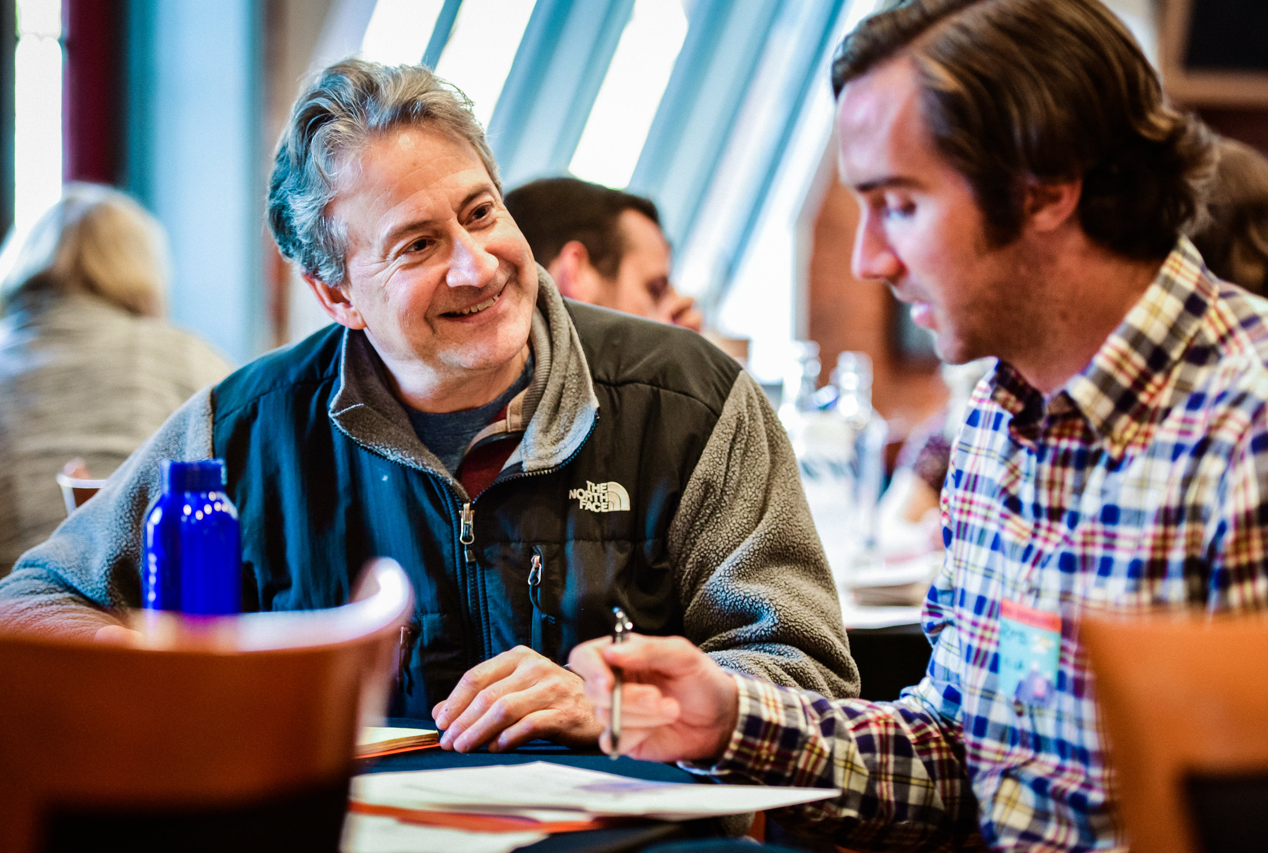 User Interview participants