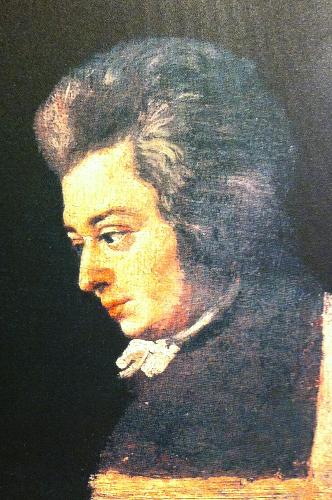 Mozart & Salieri - By Rimsky-Korsakov. Text by Pushkin (trans. Mandarano)