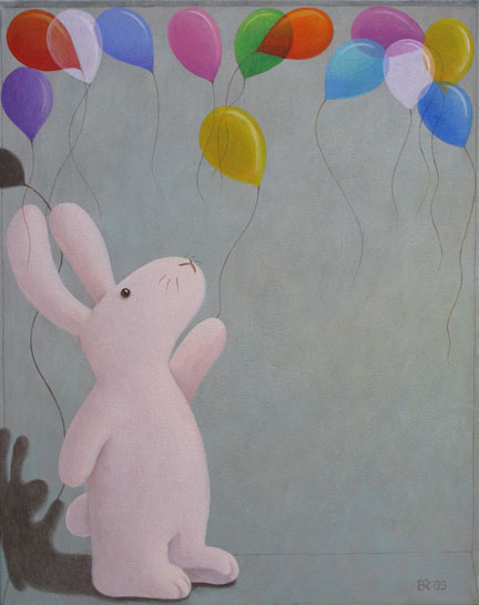 Let the balloons out, balloons want to fly 氣球要飛,讓氣球飛吧!