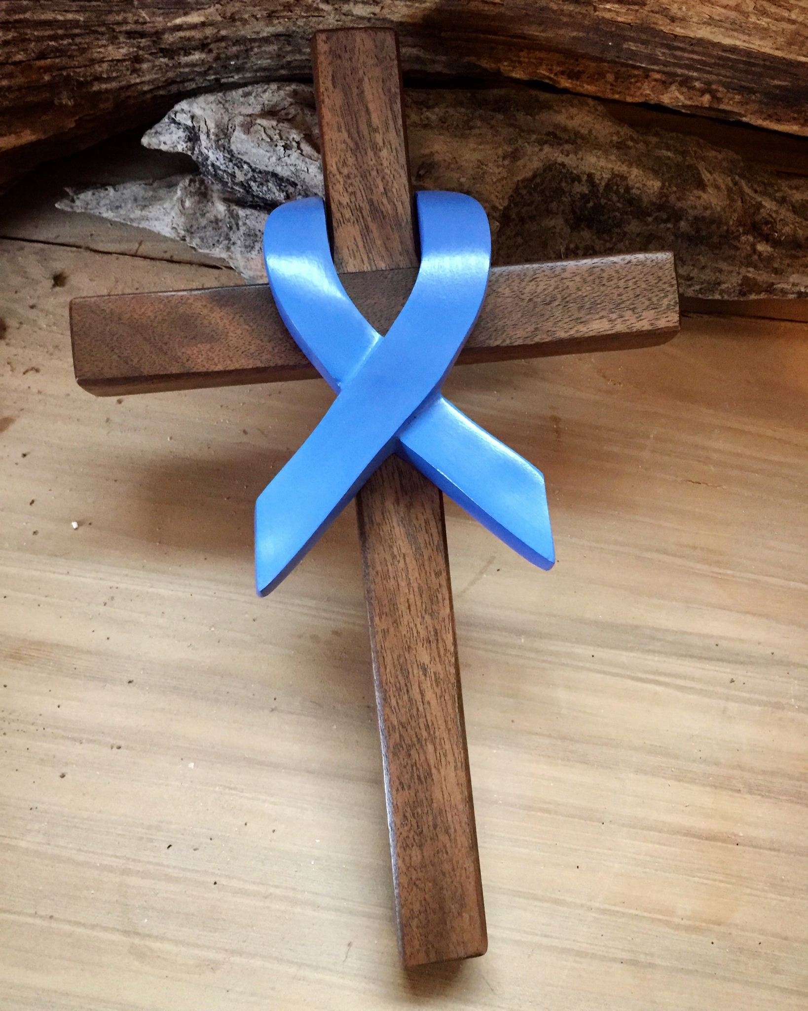 Periwinkle Awareness Ribbon