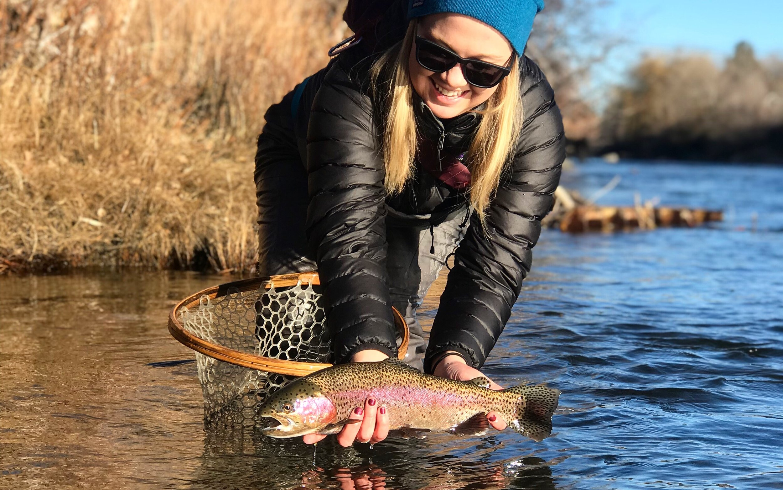 June 24-28 WATER: - Tour the Patagonia Warehouse to see where they create waterproof fly fishing gear, then engage in a fun fly fishing lesson and bug hunt on the Truckee River. If we're lucky, we might even catch a fish!