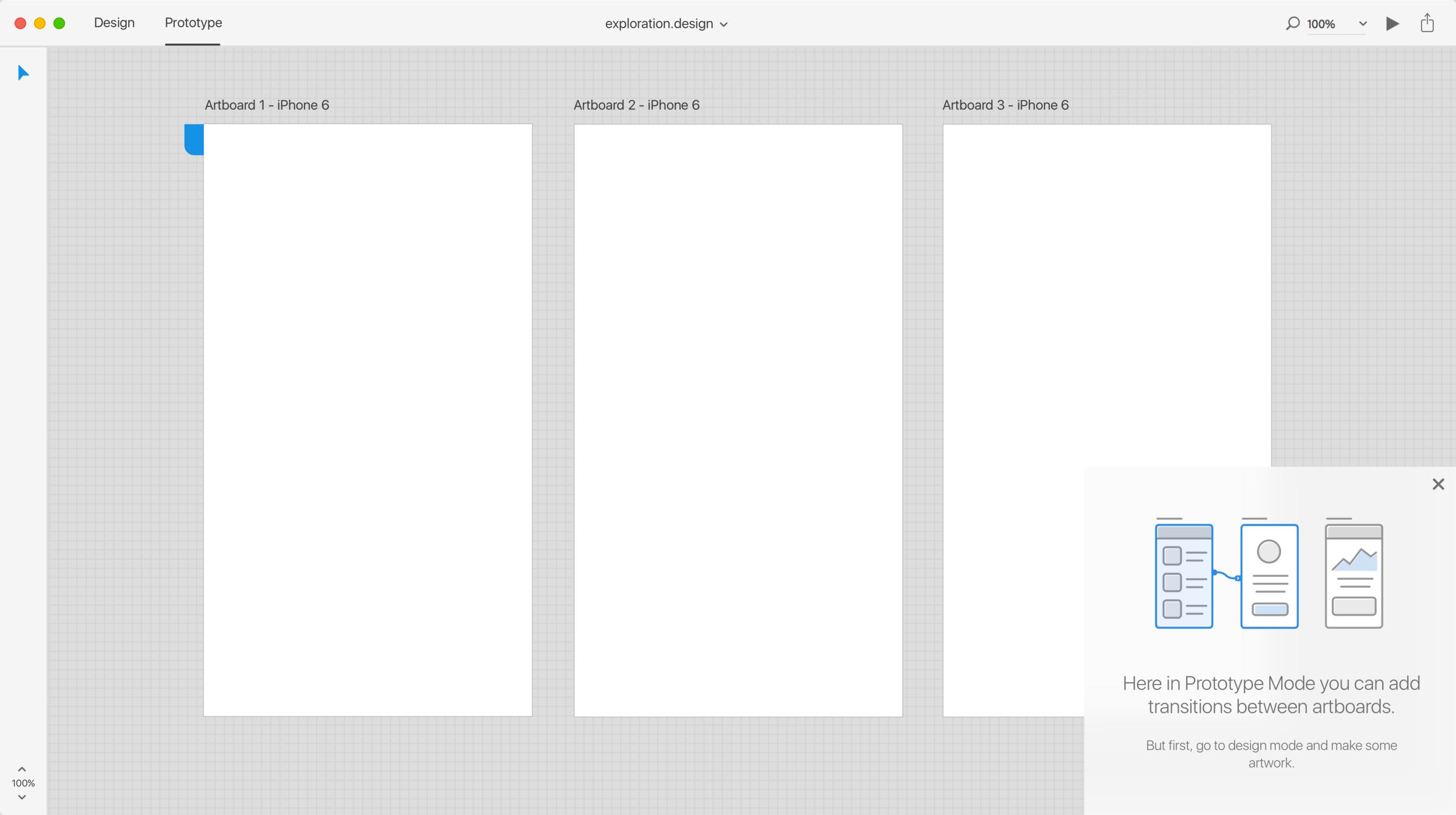 Prototype - empty artboards.png