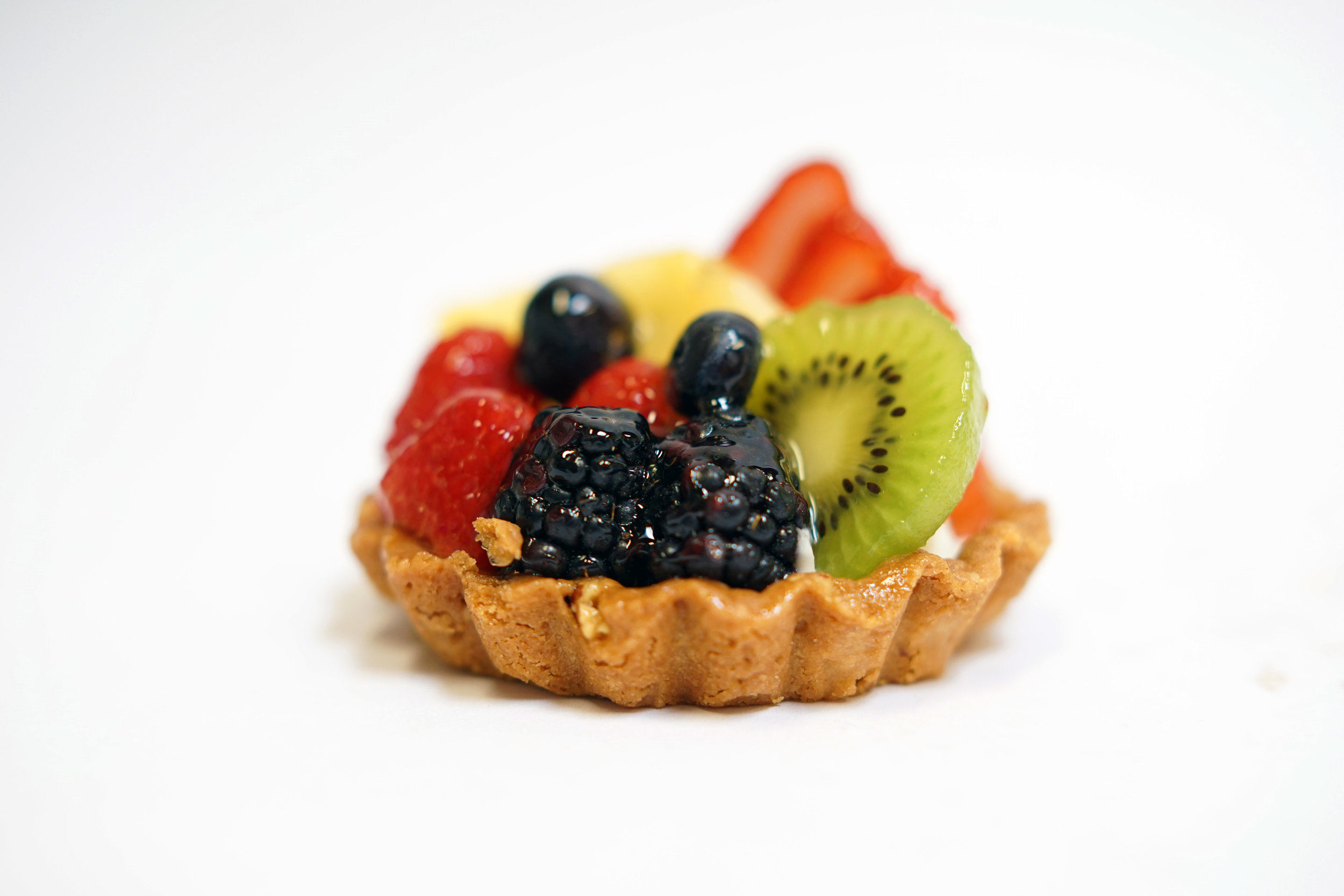 Tarts - Mix fruit, Berries, Lemon, Cherry, Blueberry, Chocolate, or Strawberry