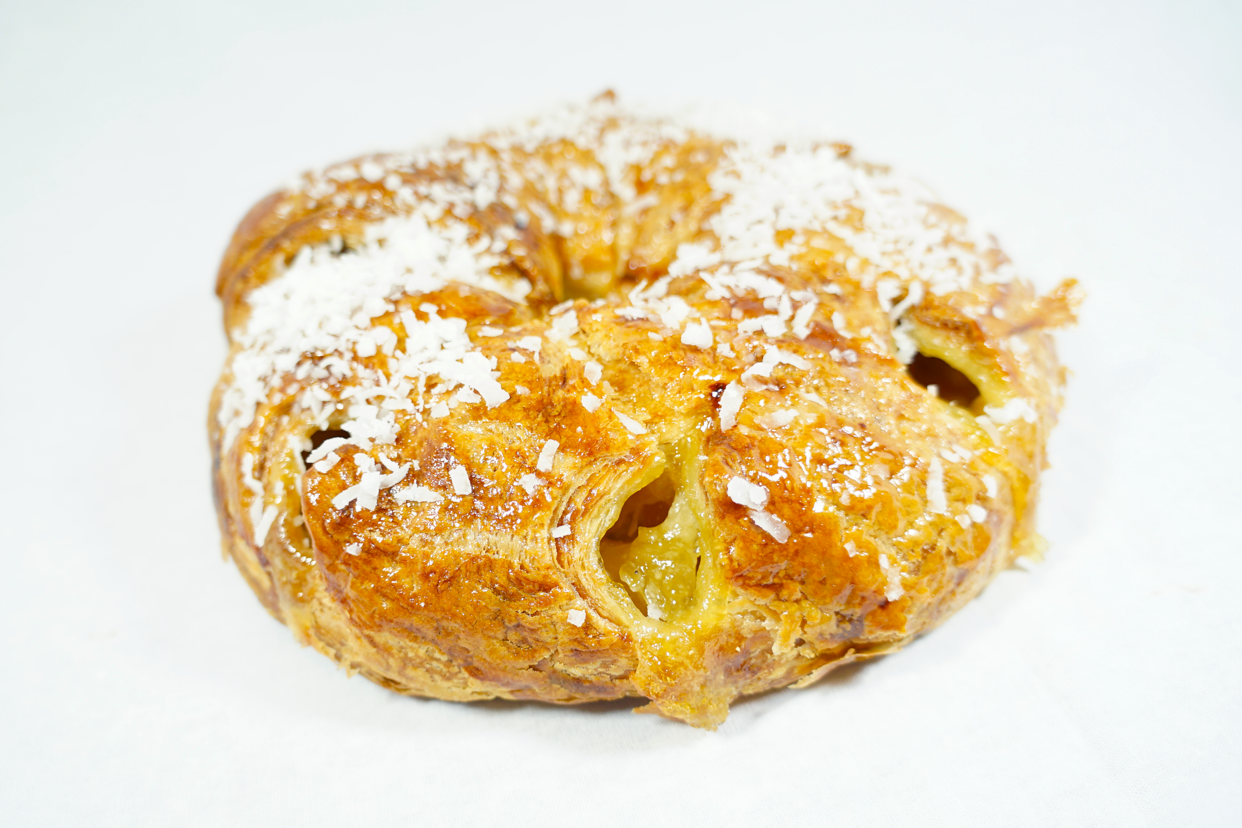 Pineapple Coconut Ring -