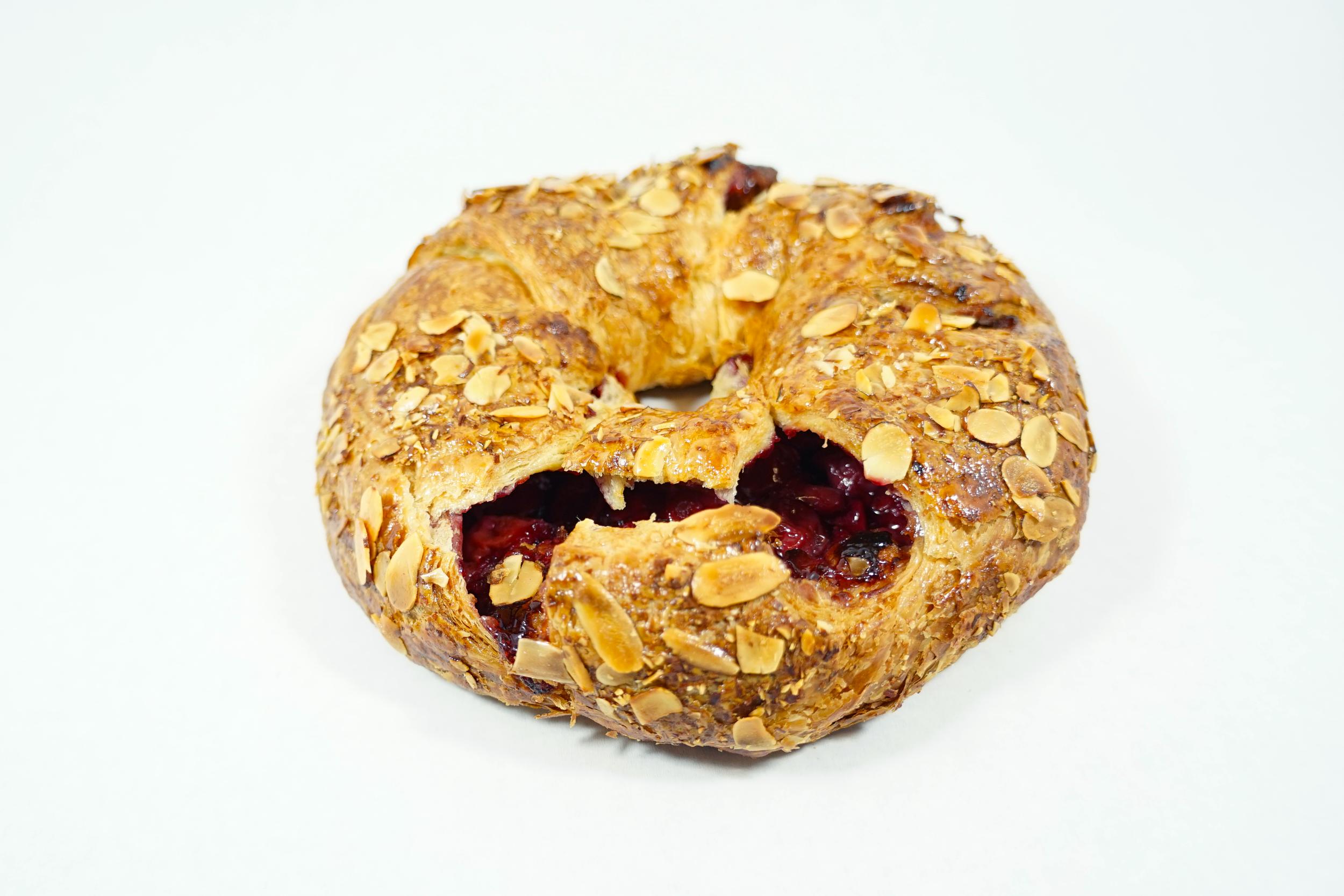 Cherry Almond Ring -