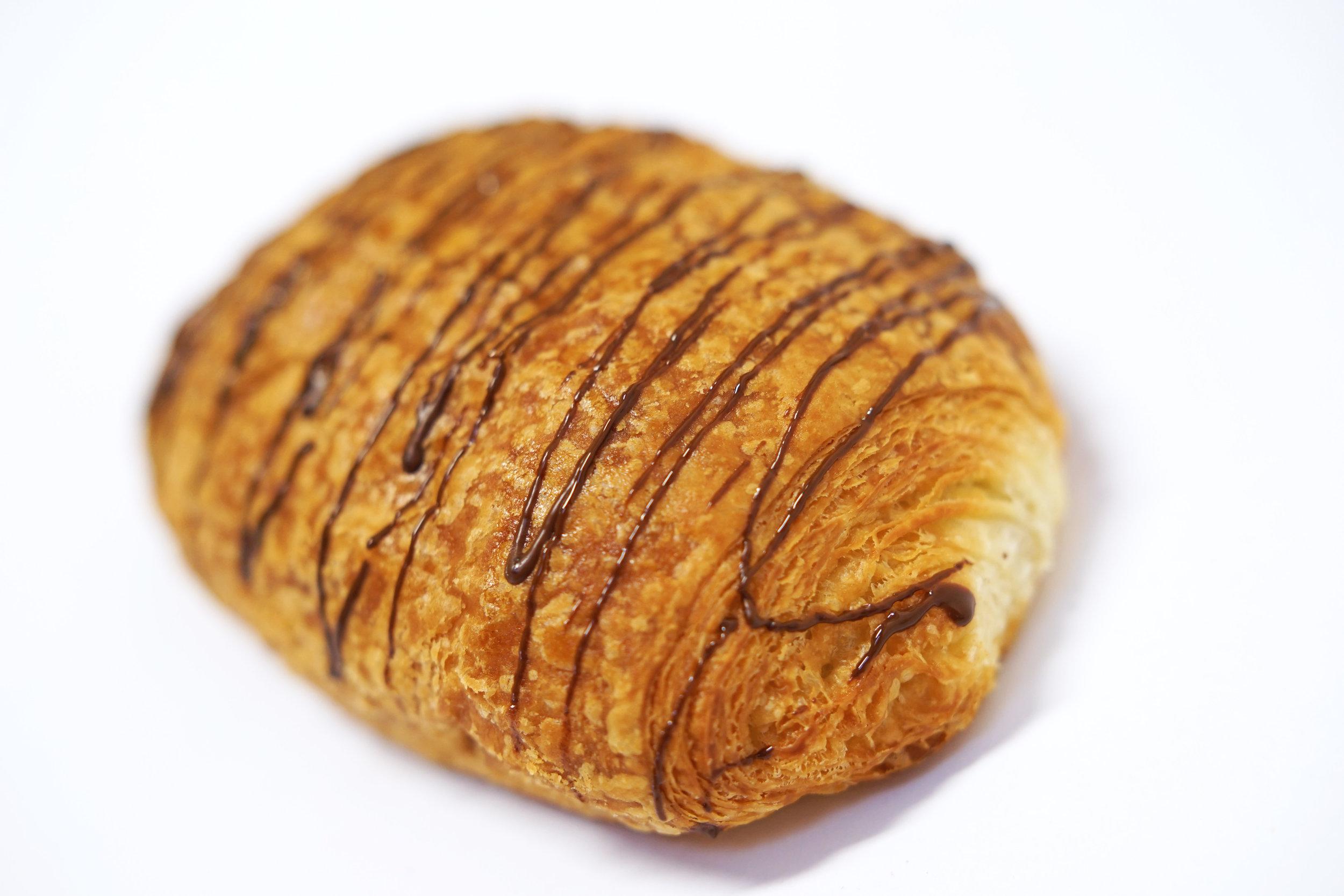 Chocolate Croissant -