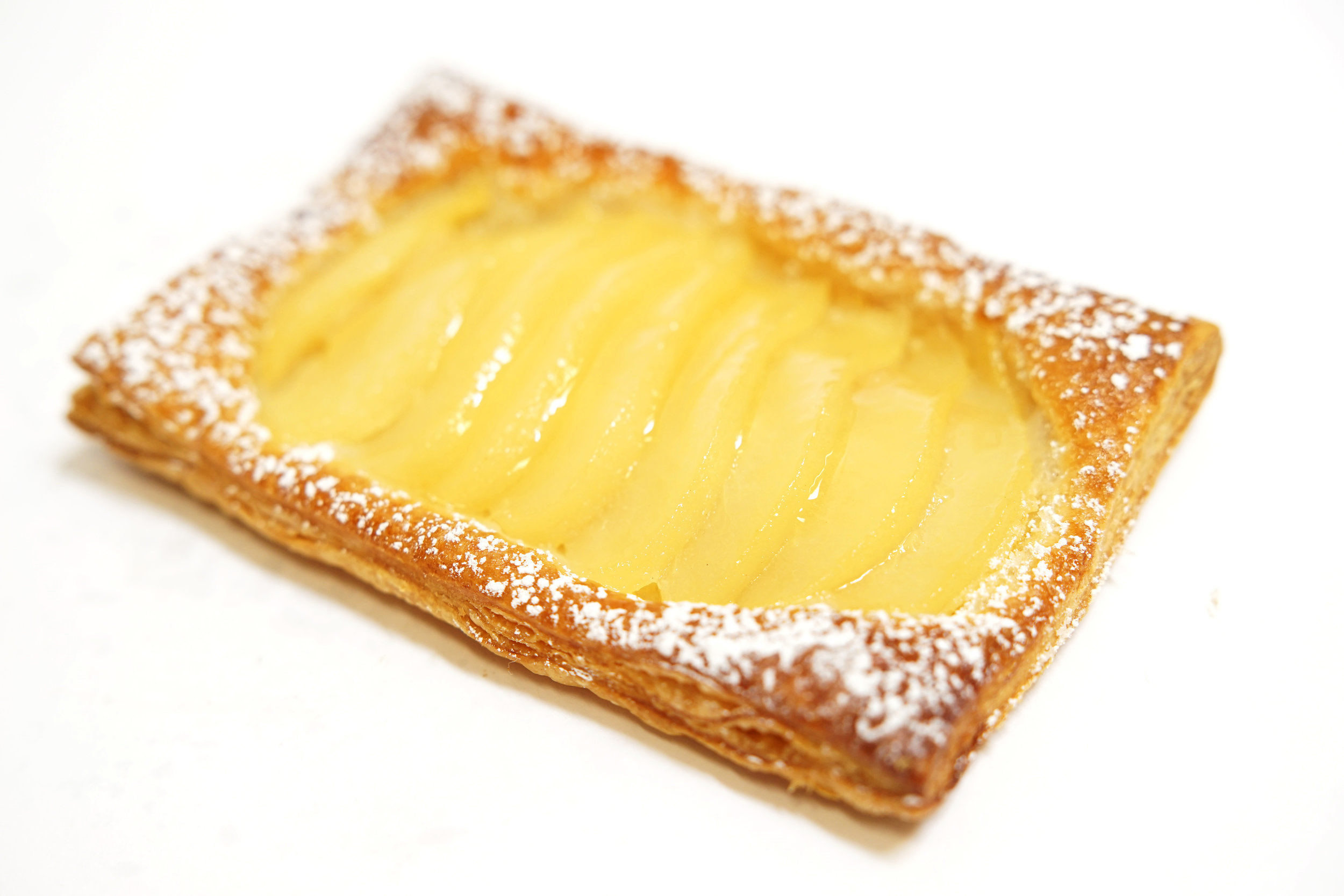 Fruit Puff Pastry - *Fruits are seasonal*