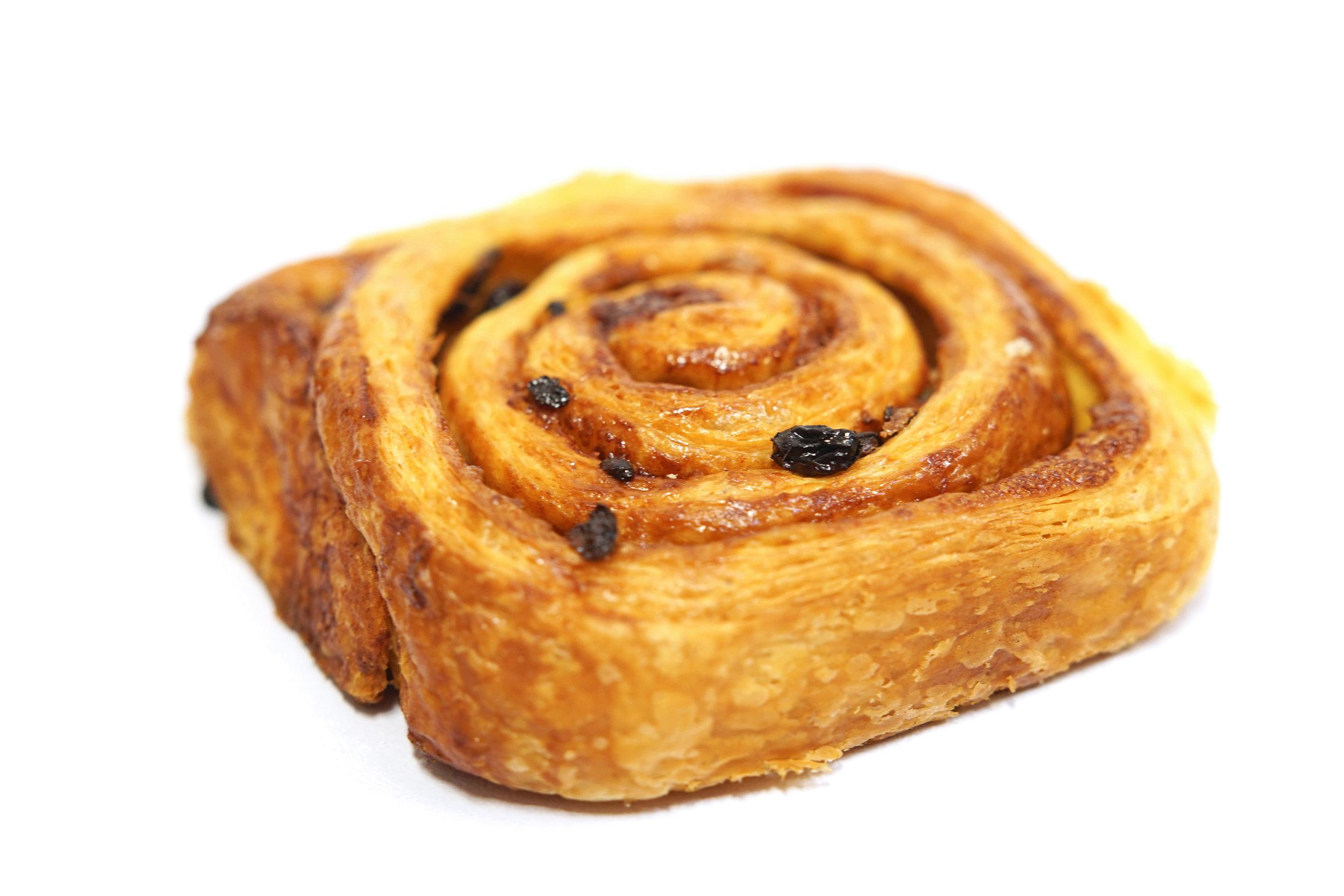 Raisin Cinnamon Roll -