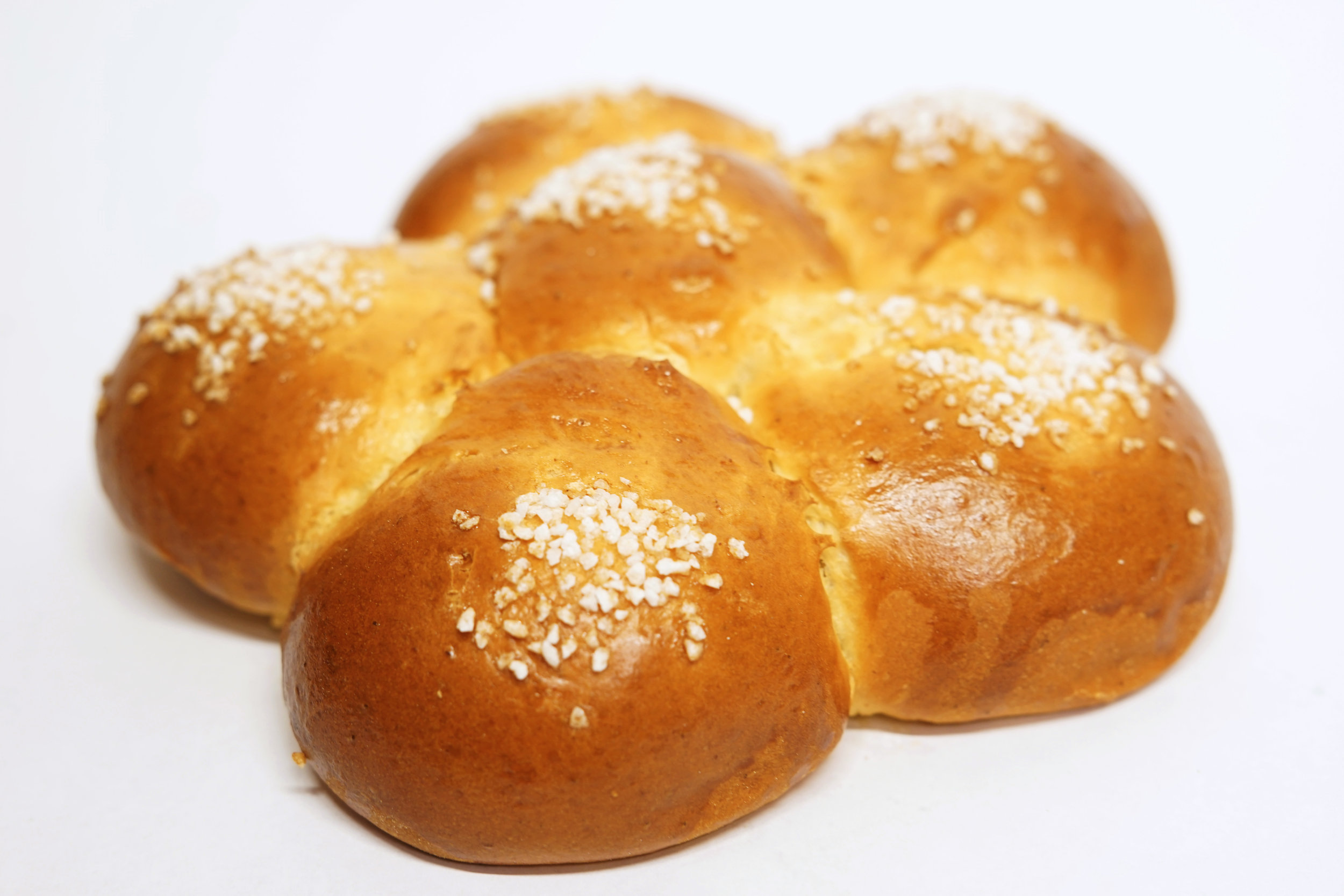 Portuguese - A sweet yeast bread; a breakfast treat.*Wednesday and Saturday