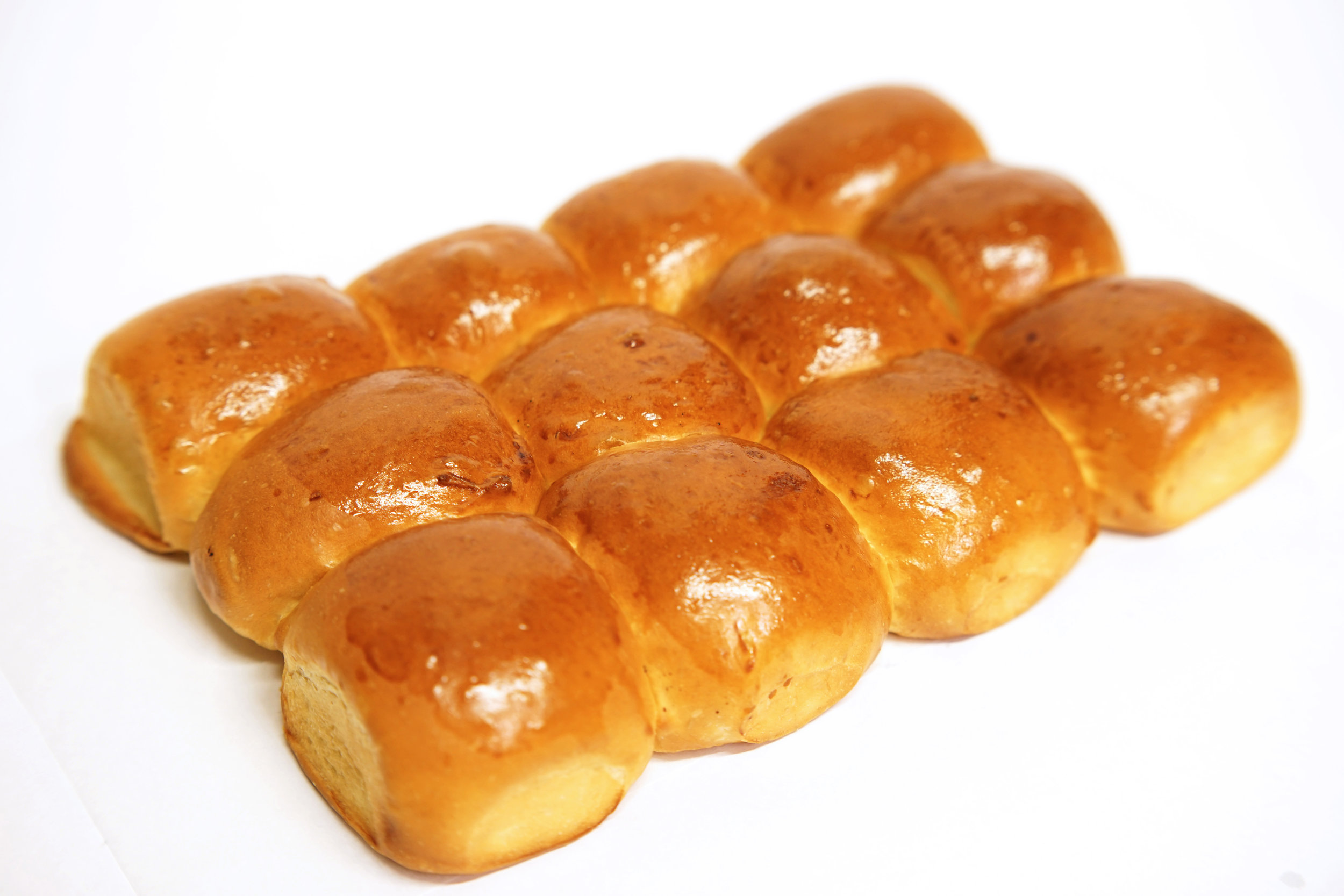 Connected Butter Rolls -