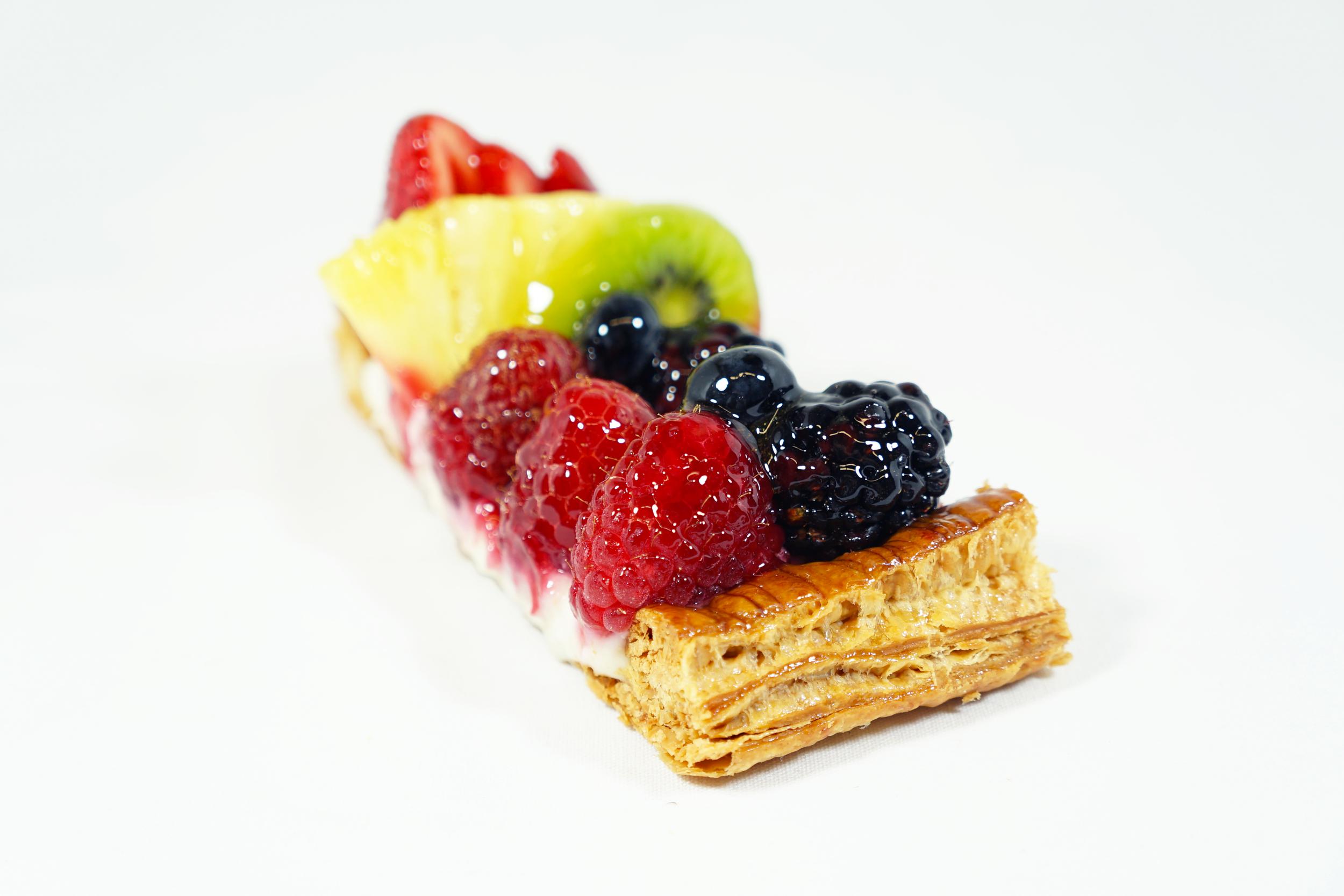Feuillet Fruit Pastry -