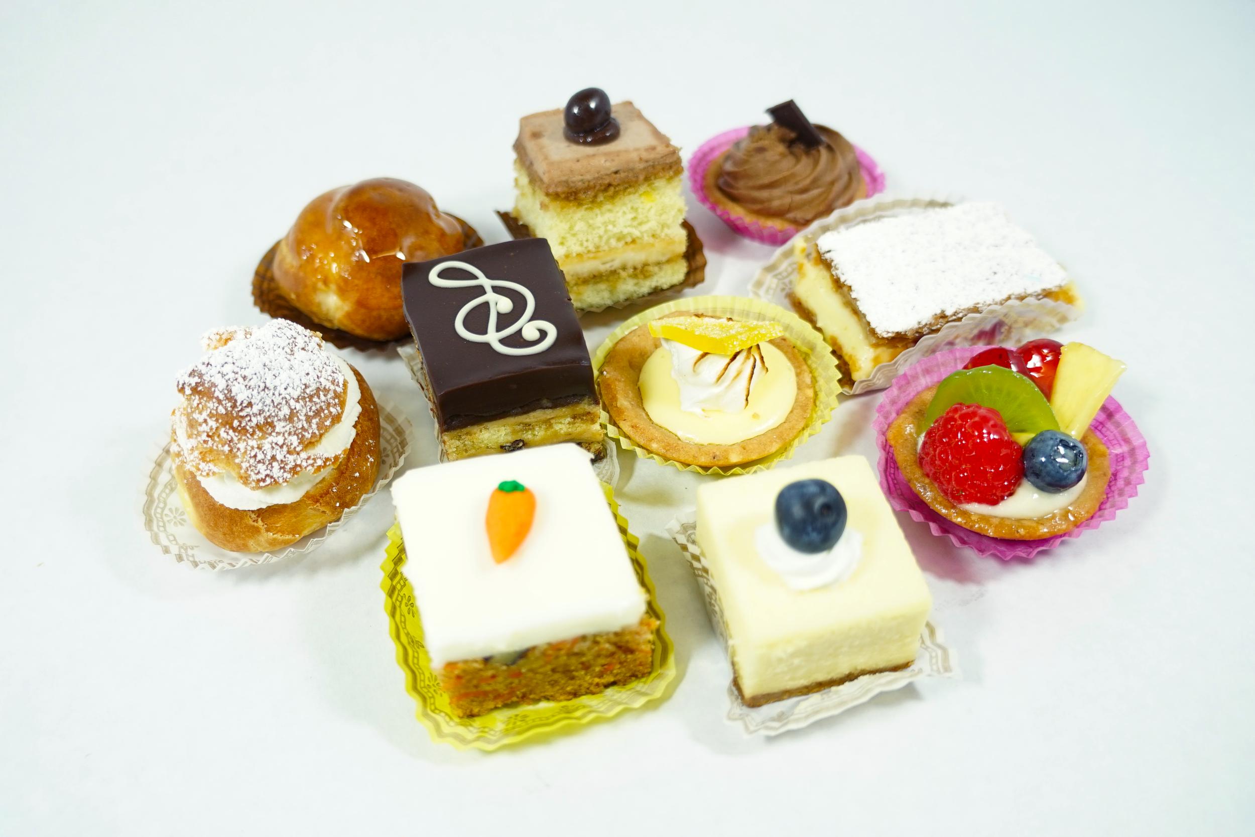 Mini Pastry -