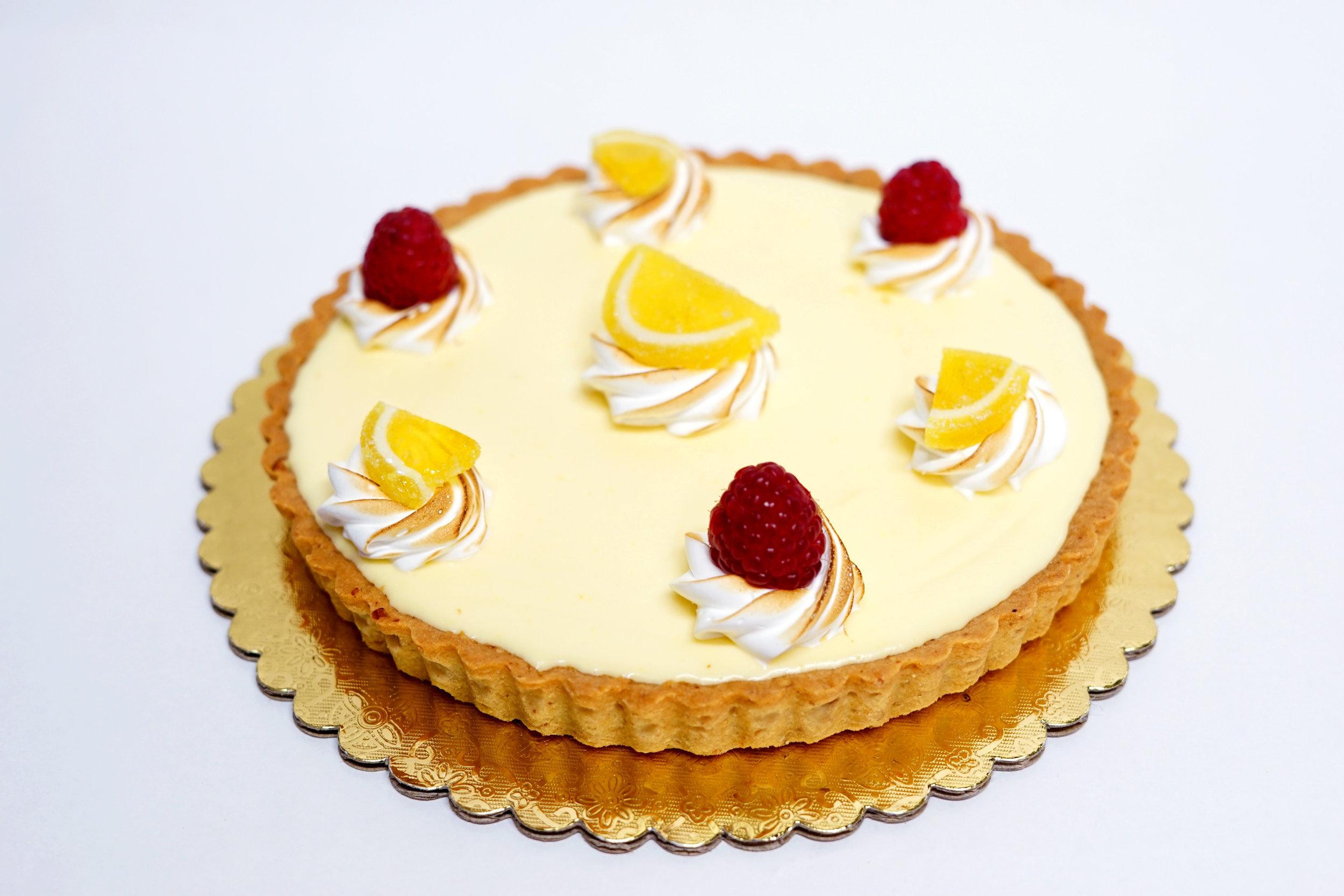 Lemon Meringue -