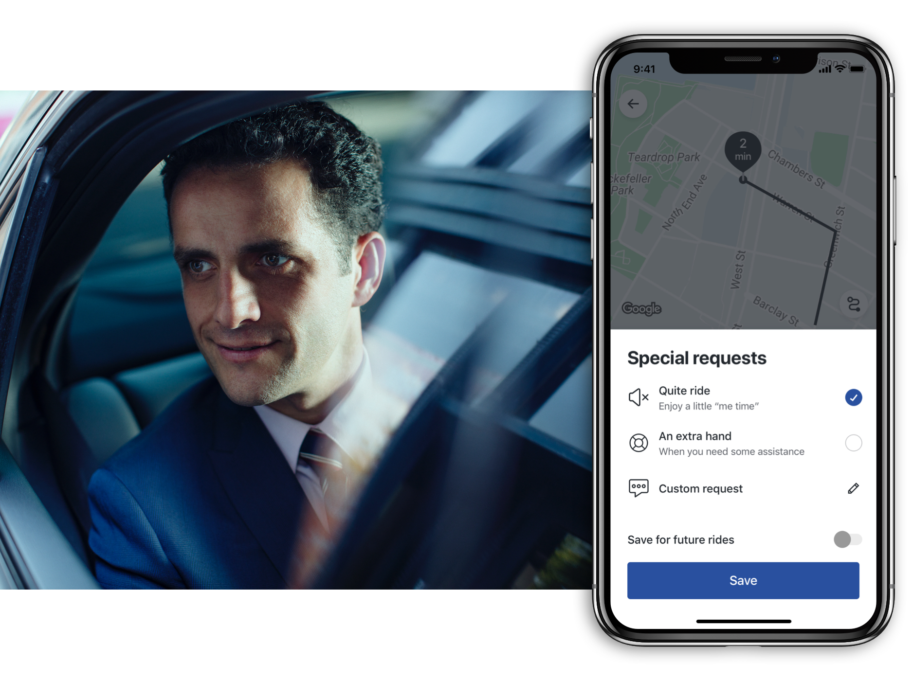 """- Rough night yesterday? Need some time by yourself? We got a """"Quiet Ride"""" feature specially designed for these occasions: turn it on when ordering a ride and the driver will make sure not to be overly social or play any music during the ride.Cancellations by Rider decreased by 15%"""